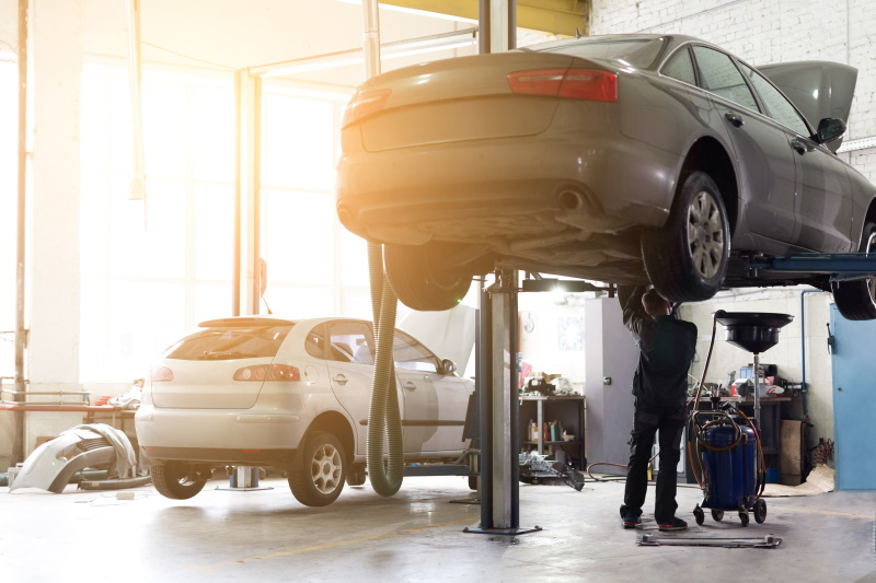 Car Servicing Newton Abbot